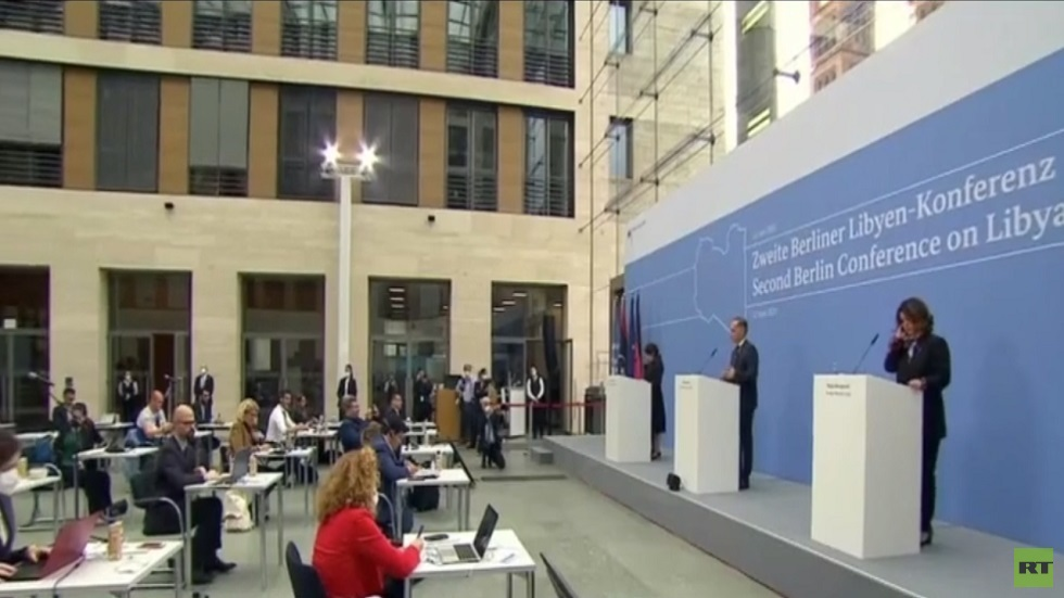 مؤتمر برلين2.. ضرورة خروج المرتزقة من ليبيا