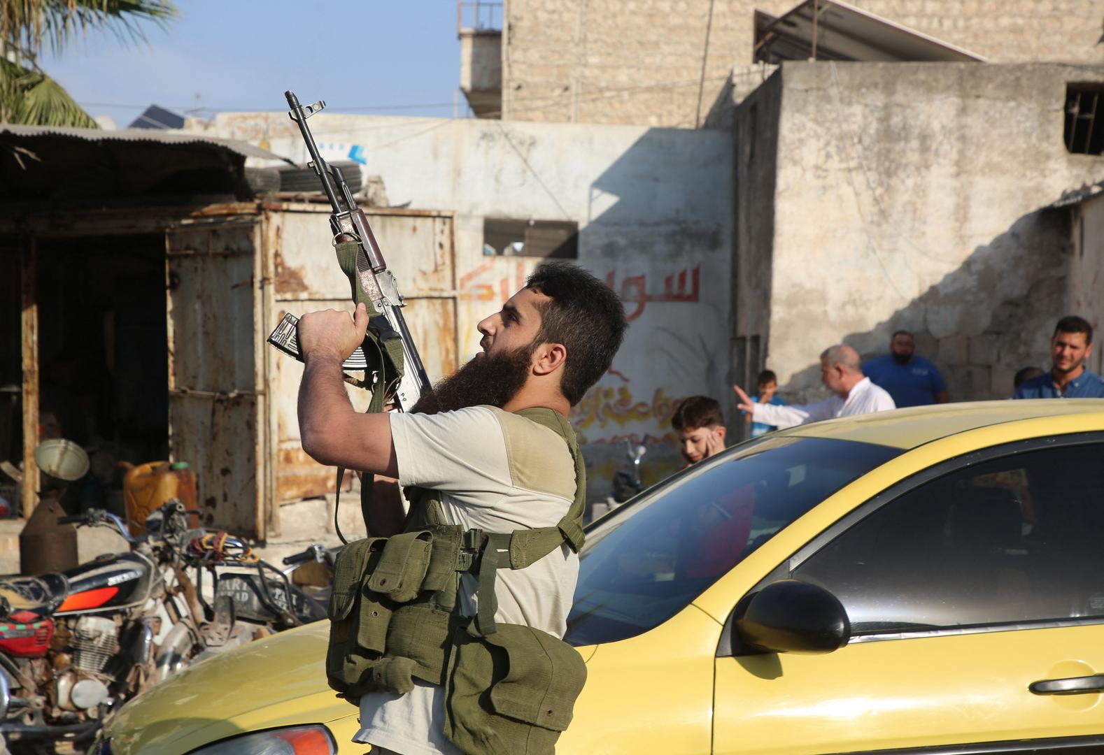 مركز المصالحة الروسي: الإرهابيون في سوريا يستعدون لاستفزازات باستخدام مواد سامة