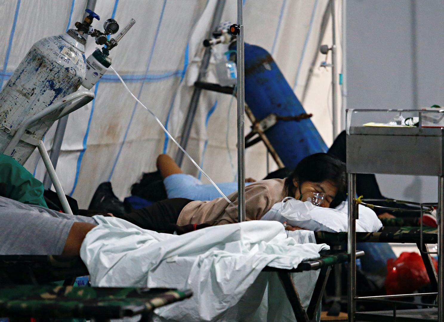 إندونيسيا تسجل ارتفاعا قياسيا بإصابات كورونا