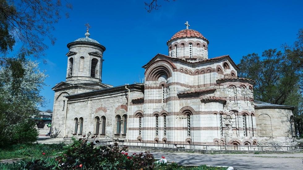 كنيسة يوحنا المعمدان في كيرتش