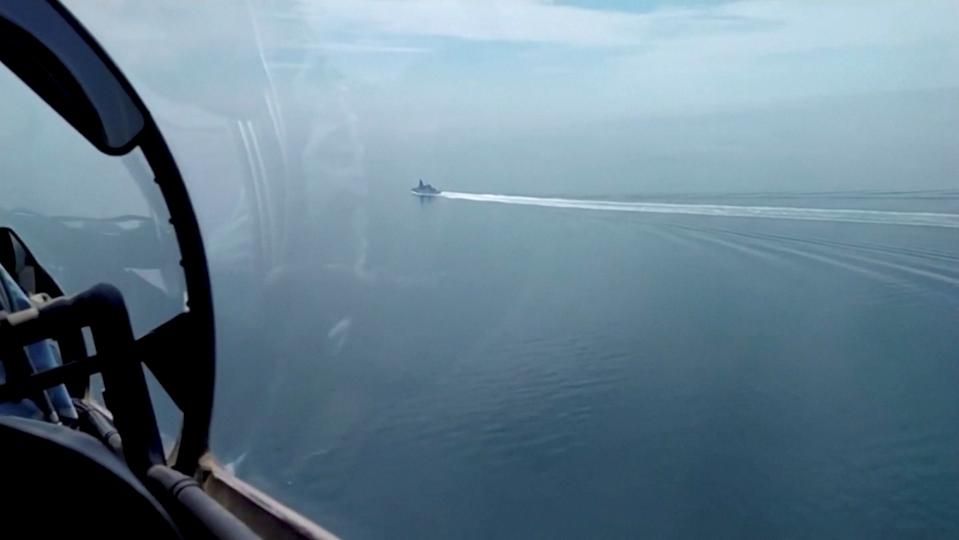 روسيا لسفيرة لندن: بريطانيا ستتحمل عواقب أي استفزازات محتملة في البحر