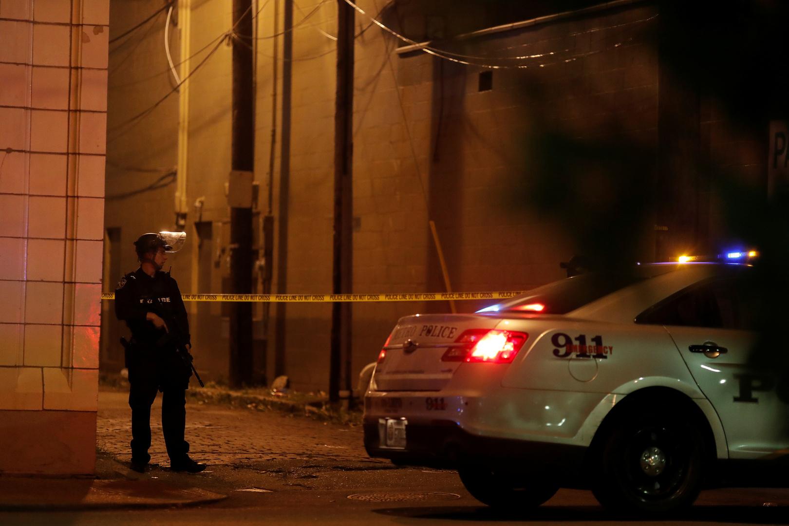 قتيل وجريحان جراء إطلاق نار  بمركز تجاري في ماريلاند الأمريكية