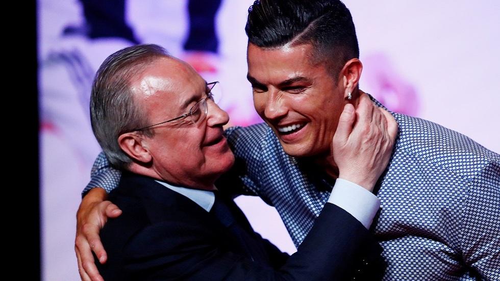 رئيس ريال مدريد يكشف بعض أسرار