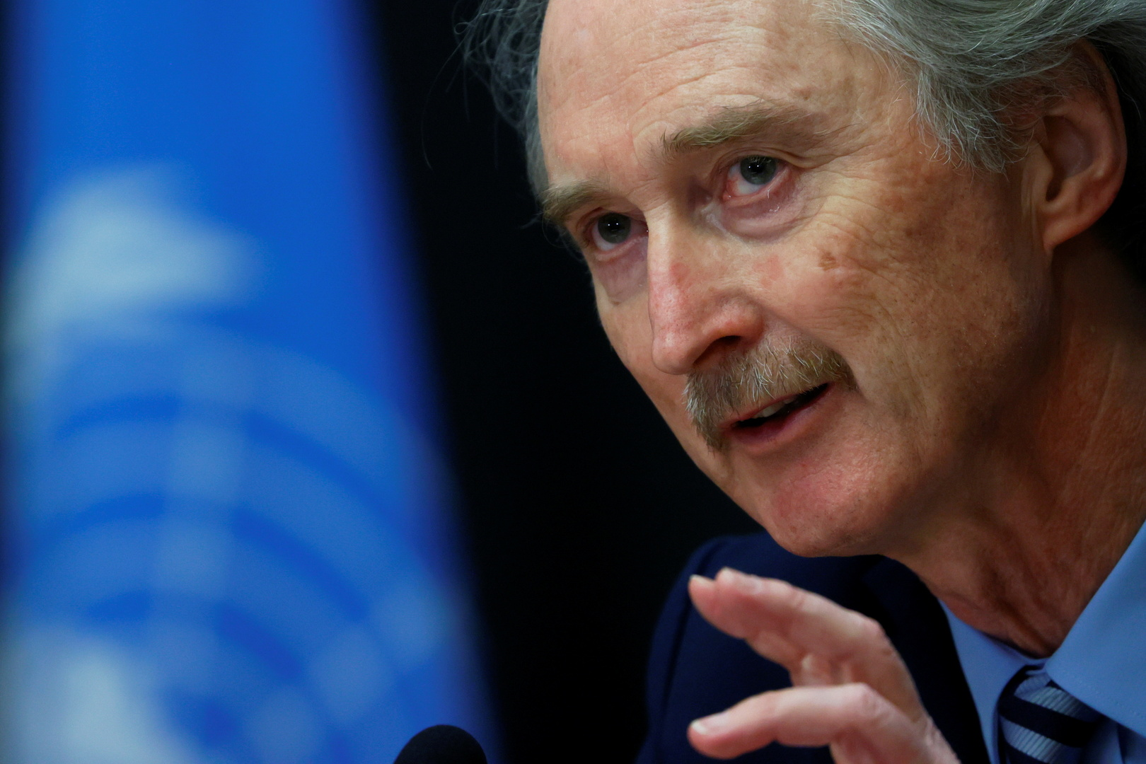 بيدرسن ينوي زيارة موسكو قريبا ويدعو لإطلاق حوار دولي جديد بشأن سوريا