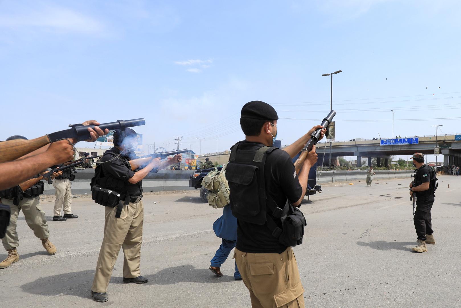 الجيش الباكستاني: مقتل خمسة جنود في هجوم نفذه مسلحون