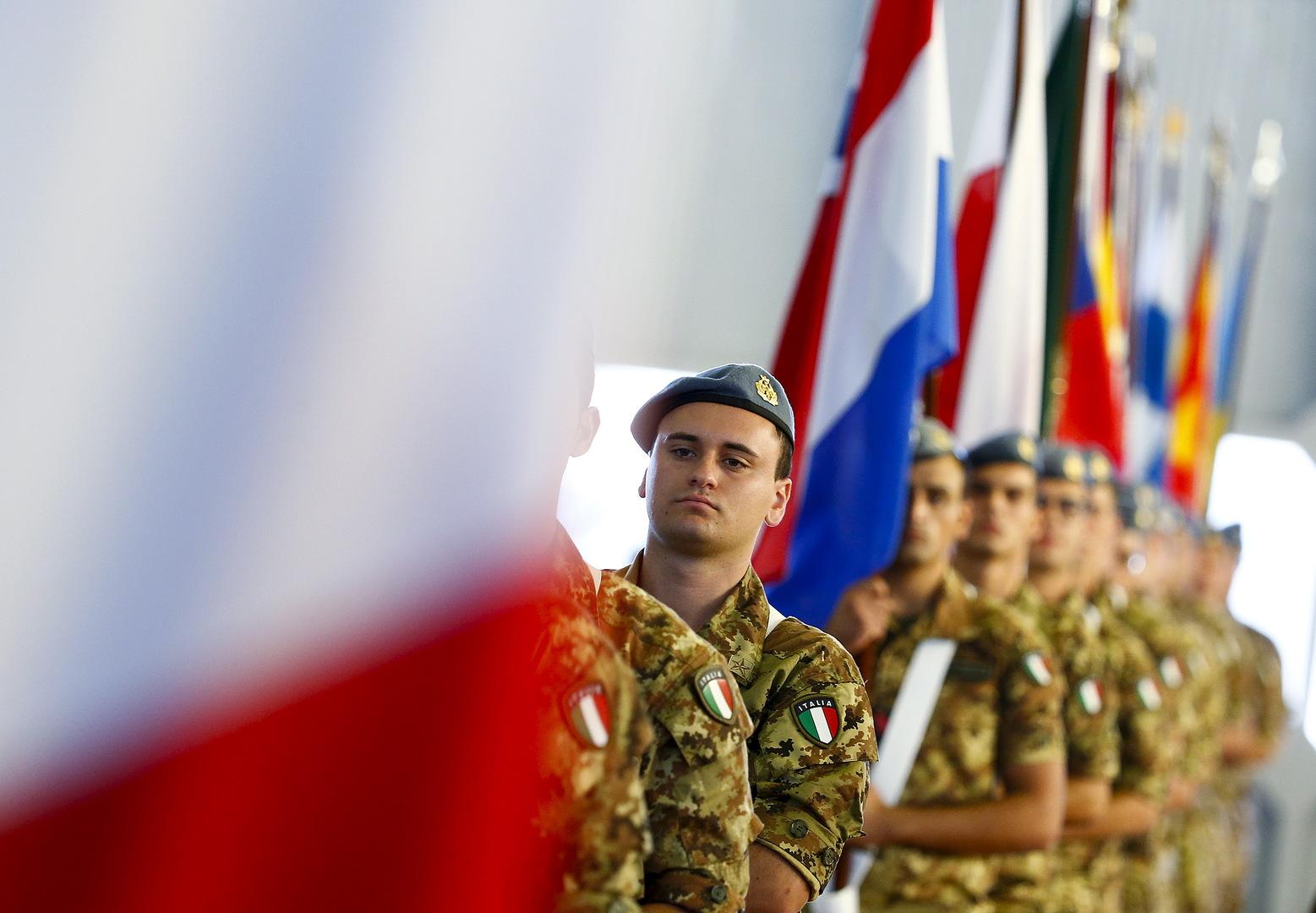 برلماني: الإمارات تطرد القوات الإيطالية من قاعدة جوية رئيسية في دبي