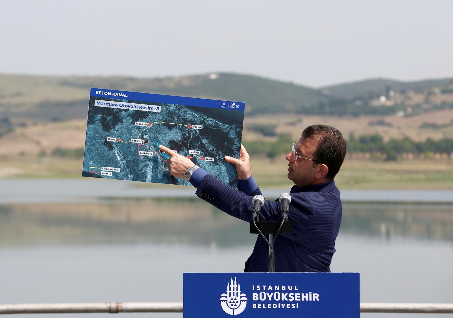أردوغان: قناة اسطنبول مشروع لإنقاذ مستقبل المدينة وصفحة جديدة في تاريخ تنمية تركيا