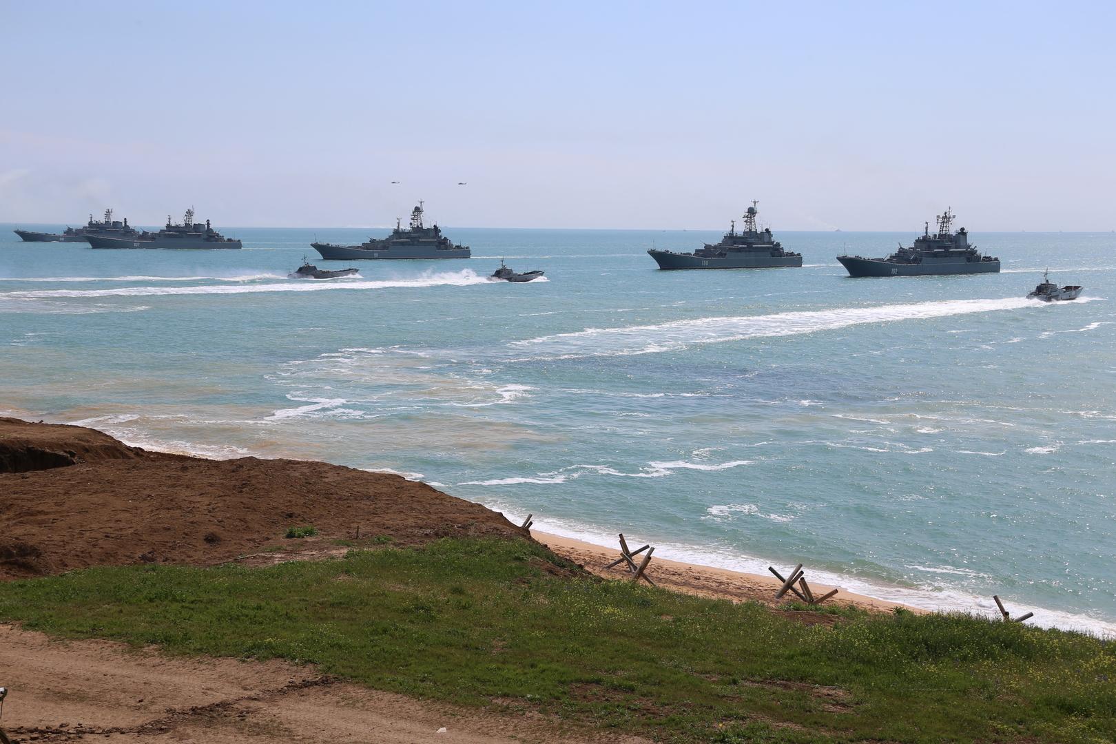 الدفاع الروسية: نراقب تحركات المدمرة الأمريكية التي دخلت البحر الأسود