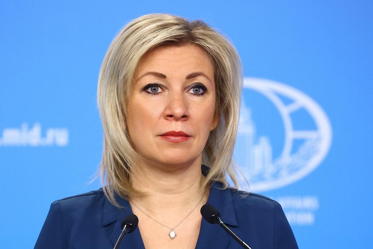 زاخاروفا: تدريبات الناتو في أوكرانيا استفزاز هدفه استمرار زعزعة الاستقرار في المنطقة