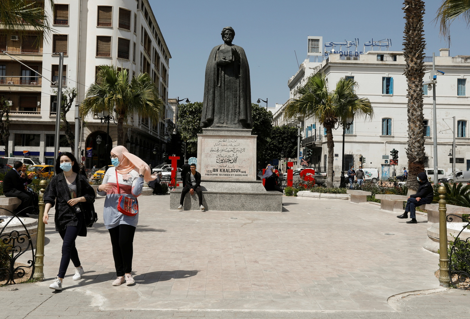 تونس تسجل ارتفاعا قياسيا في عدد الإصابات بكورونا