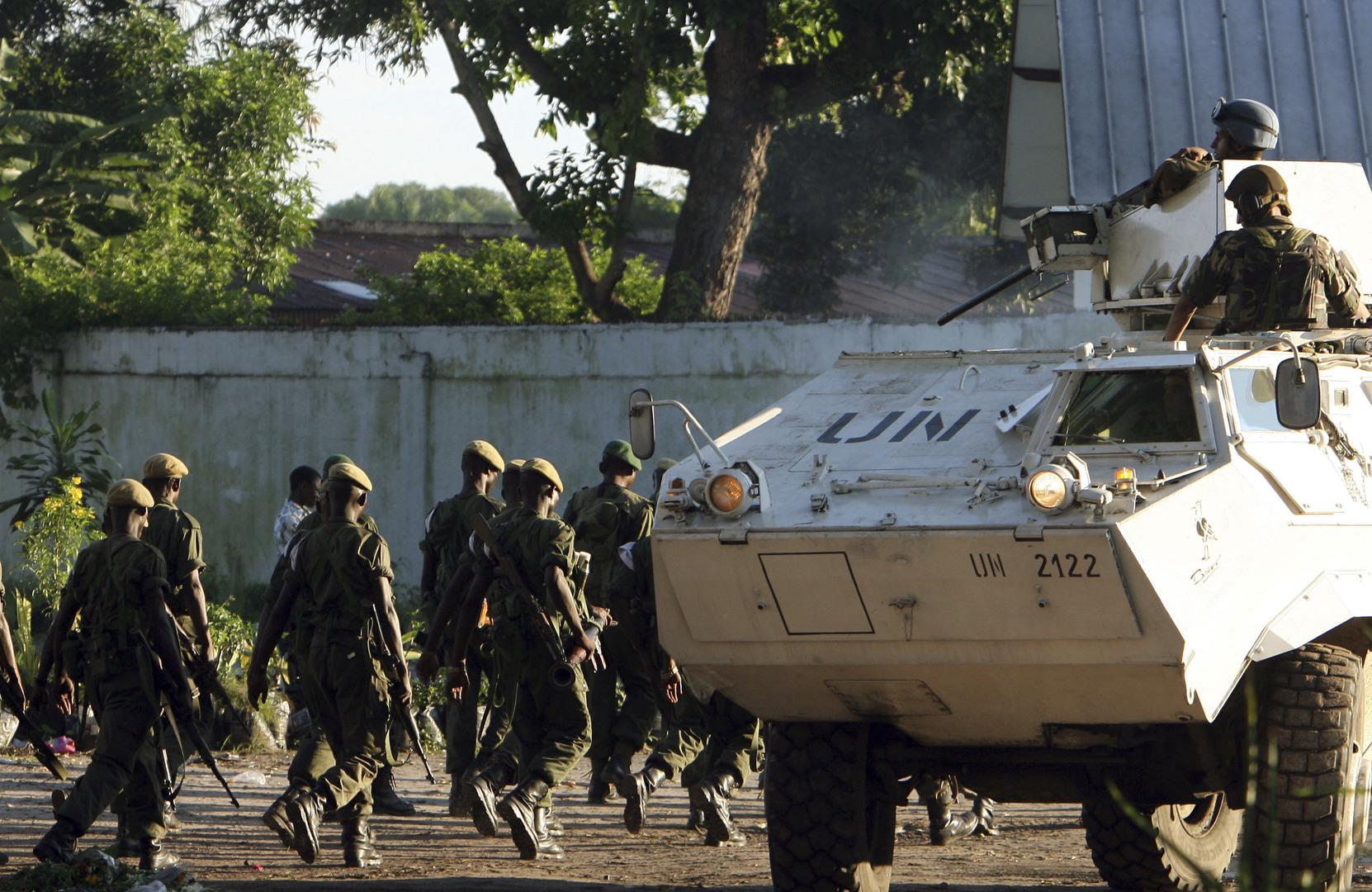 بالصور.. انفجار قنبلة داخل كنيسة كاثوليكية في الكونغو الديمقراطية