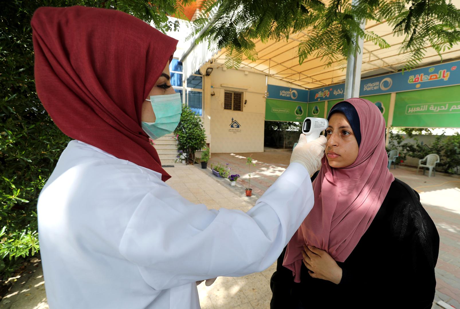 الصحة الفلسطينية: دخول سلالة كورونا