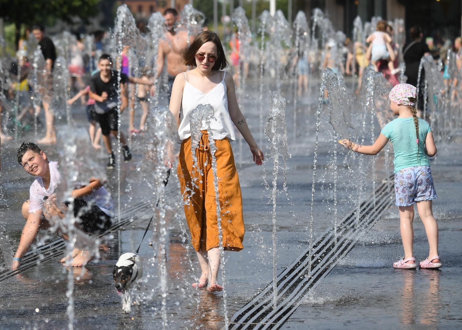 الأرصاد الجوية تتنبأ بانخفاض درجة الحرارة في موسكو الأسبوع القادم