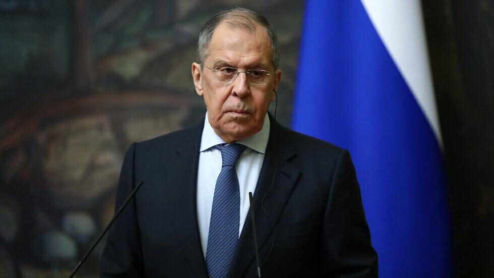 لافروف: تصريحات الغرب حول الاستعداد لتطبيع العلاقات مع روسيا فقدت معناها
