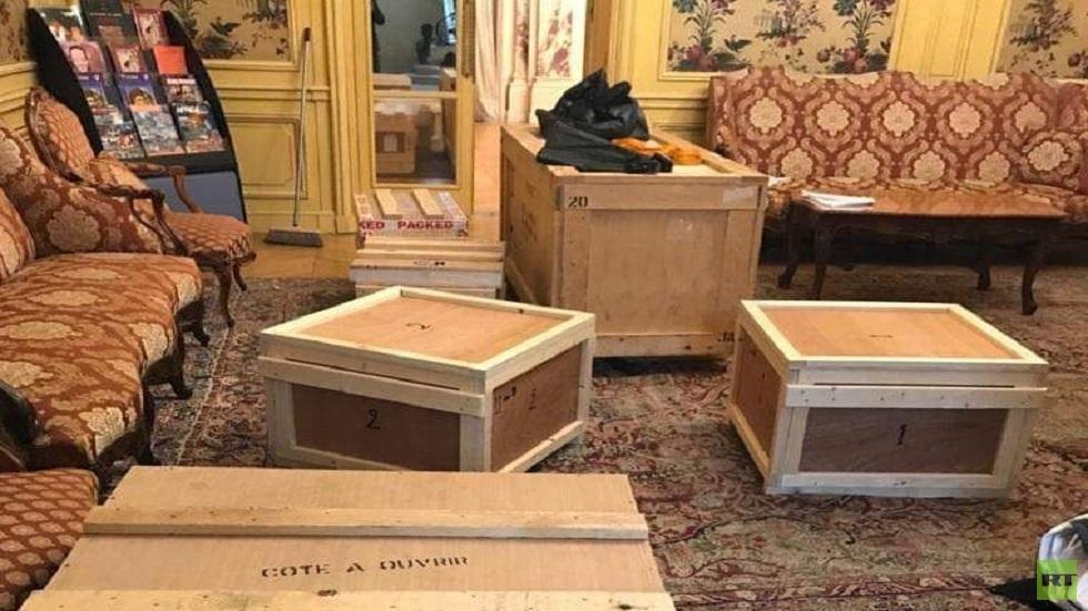 النائب العام المصري يسترد من فرنسا قطعا أثرية مهربة