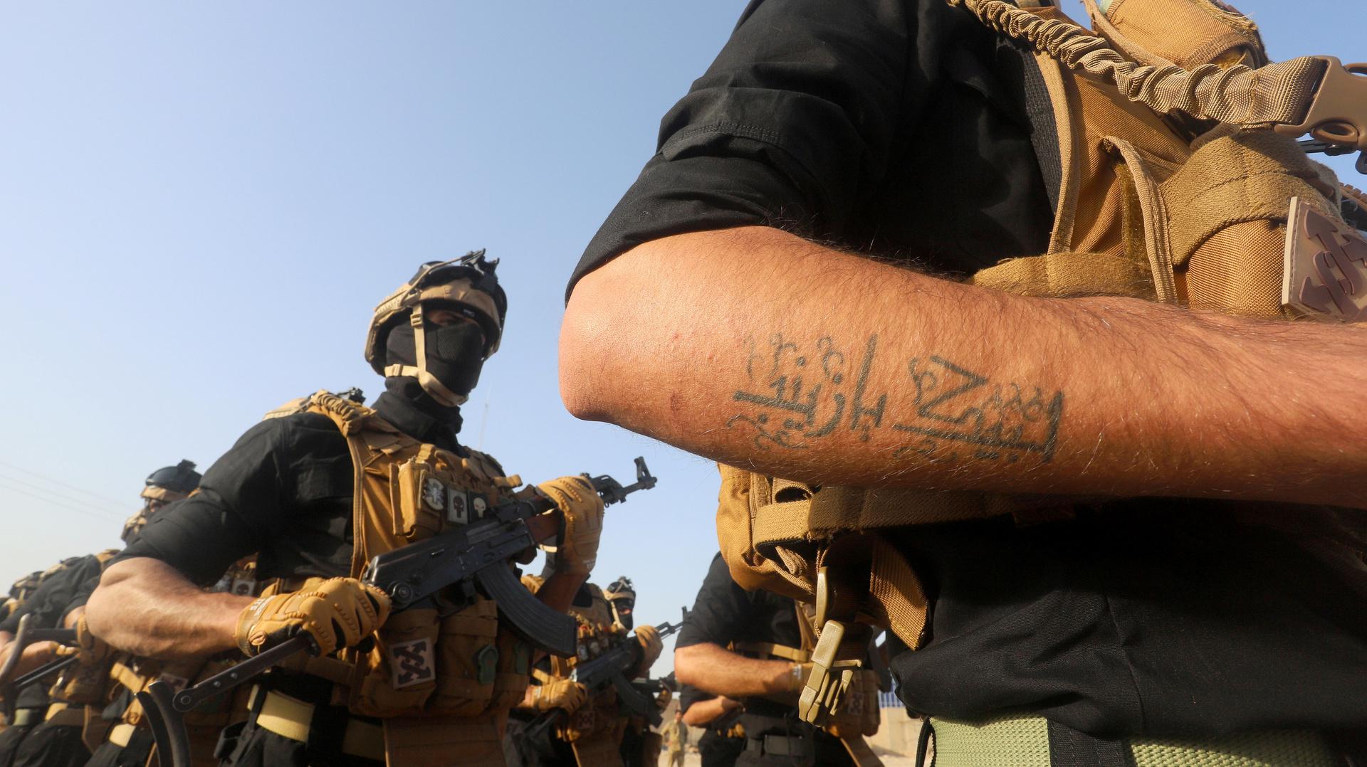 الحشد الشعبي: استهدافنا من قبل واشنطن يأتي ضمن عملية إضعاف القوات العراقية