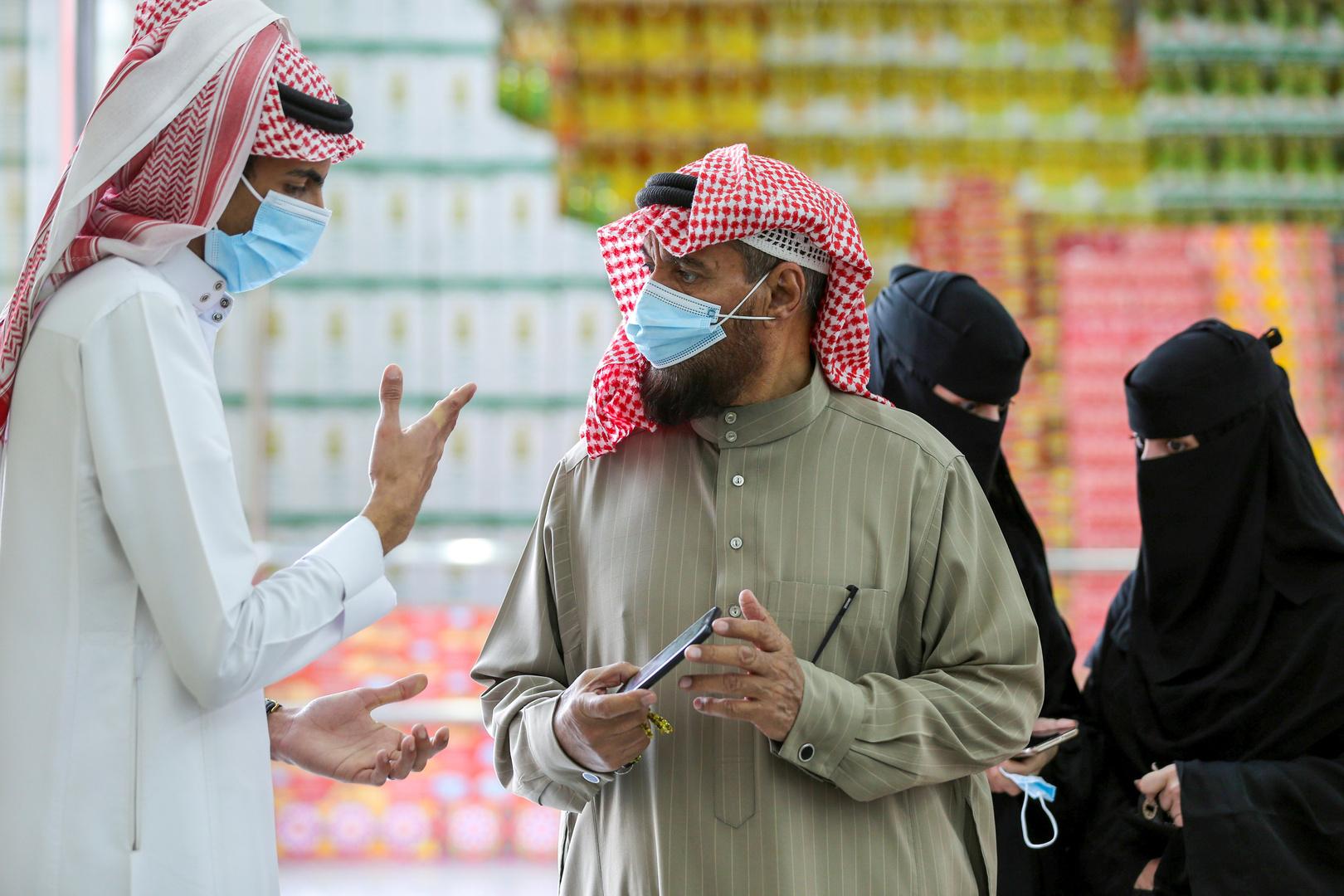 السعودية..إصابات كورونا اليومية تتخطى الـ1315 وتسجيل 14 وفاة