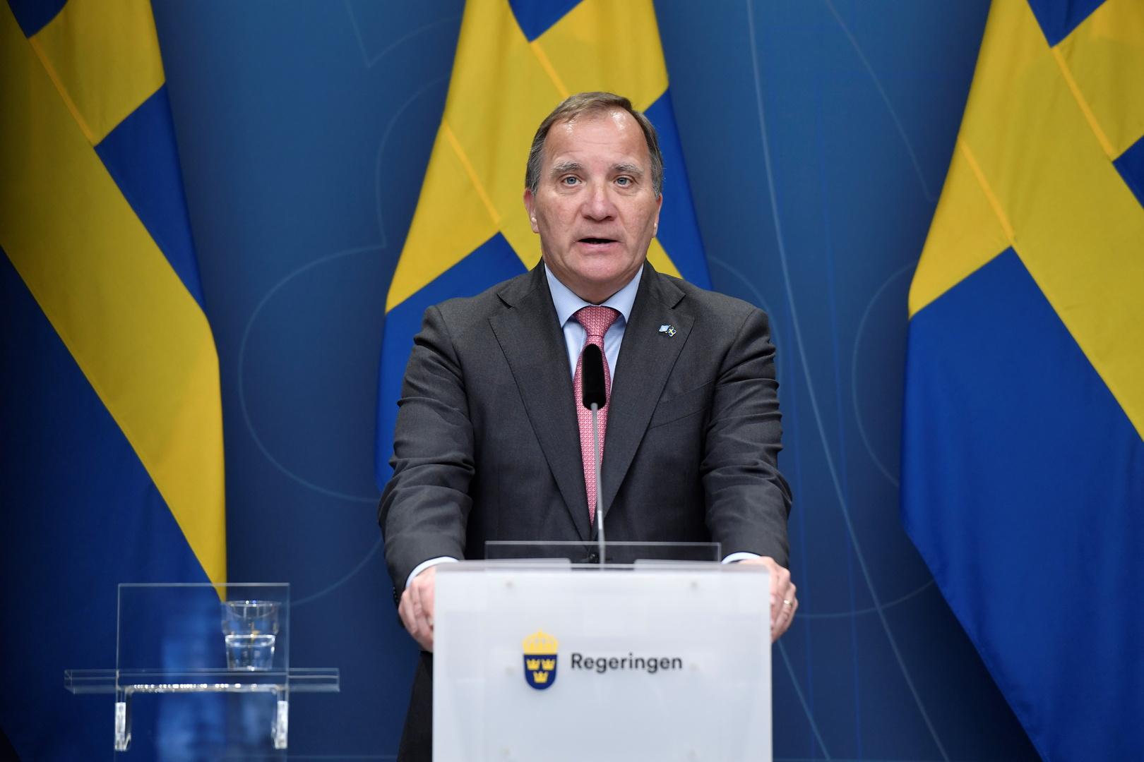 استقالة رئيس وزراء السويد بعد أسبوع من حجب الثقة عنه