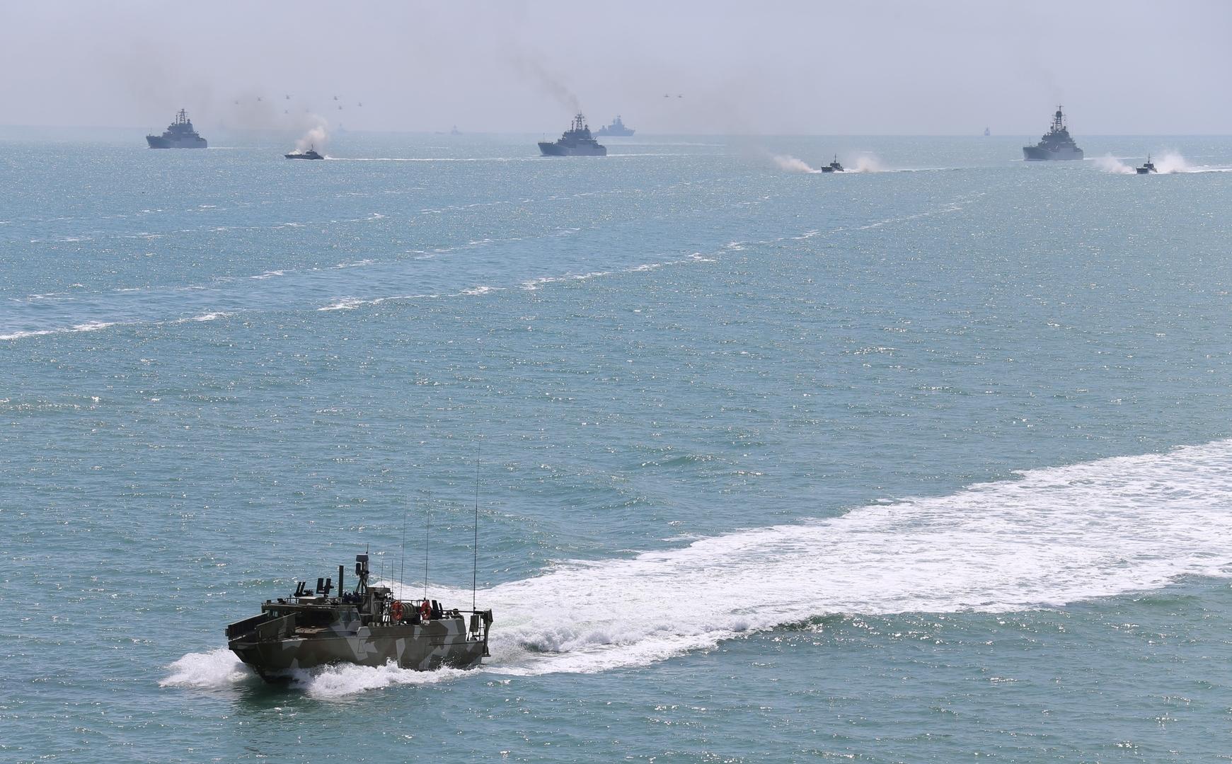 الدفاع الروسية: نراقب تحركات القوات المشاركة في مناورات