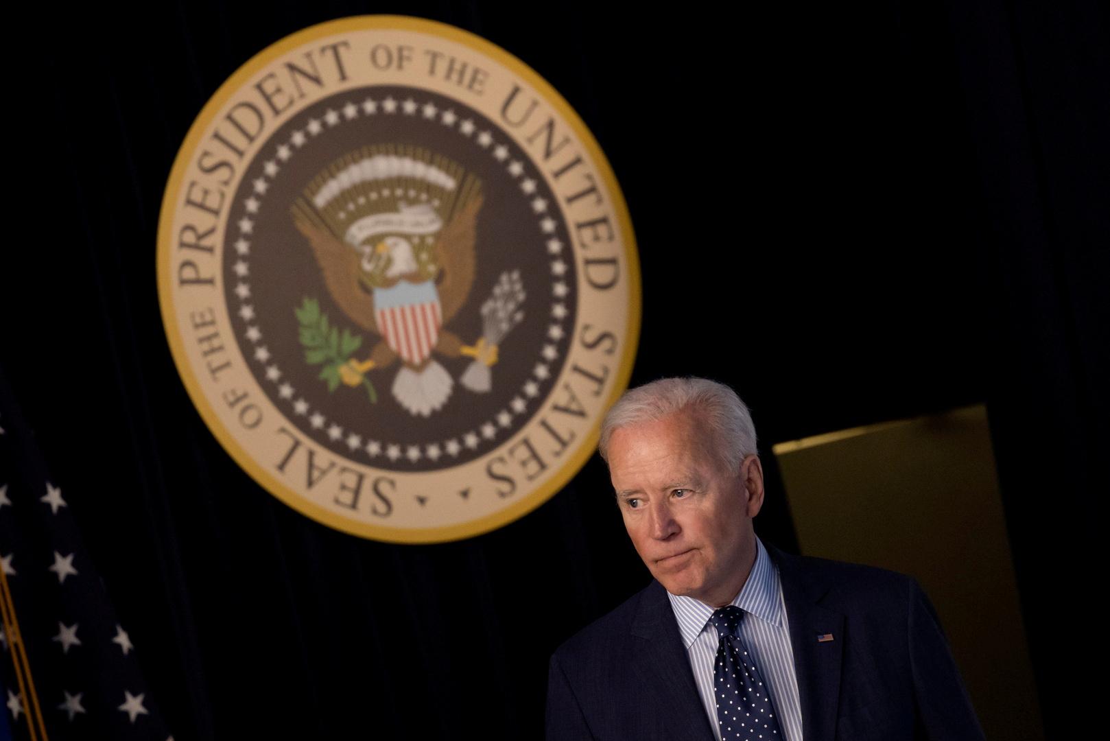 البيت الأبيض يعلن أنه أبلغ بعض أعضاء الكونغرس قبل تنفيذ ضربات جوية في سوريا والعراق