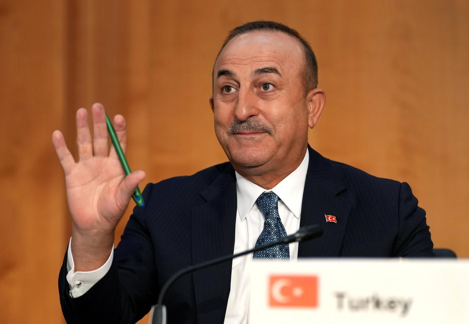 تركيا: لا يمكن استمرار الوضع القائم في سوريا