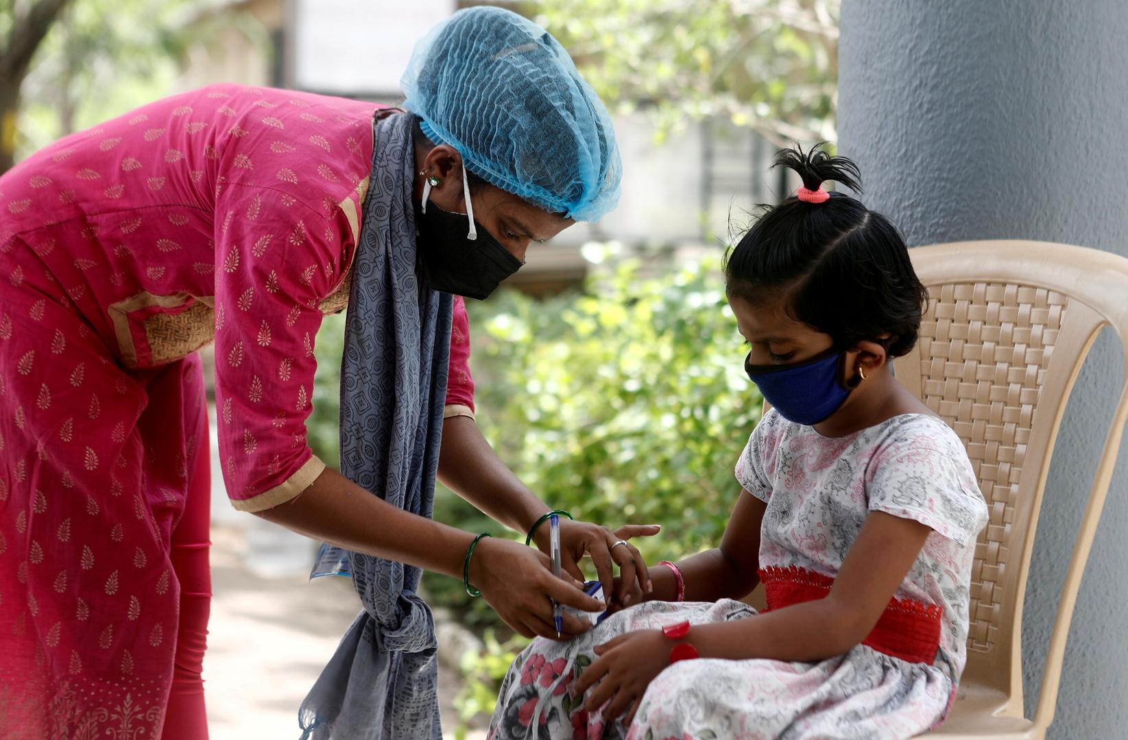 مسح: لدى نصف المراهقين في مومباي أجسام مضادة لفيروس كورونا