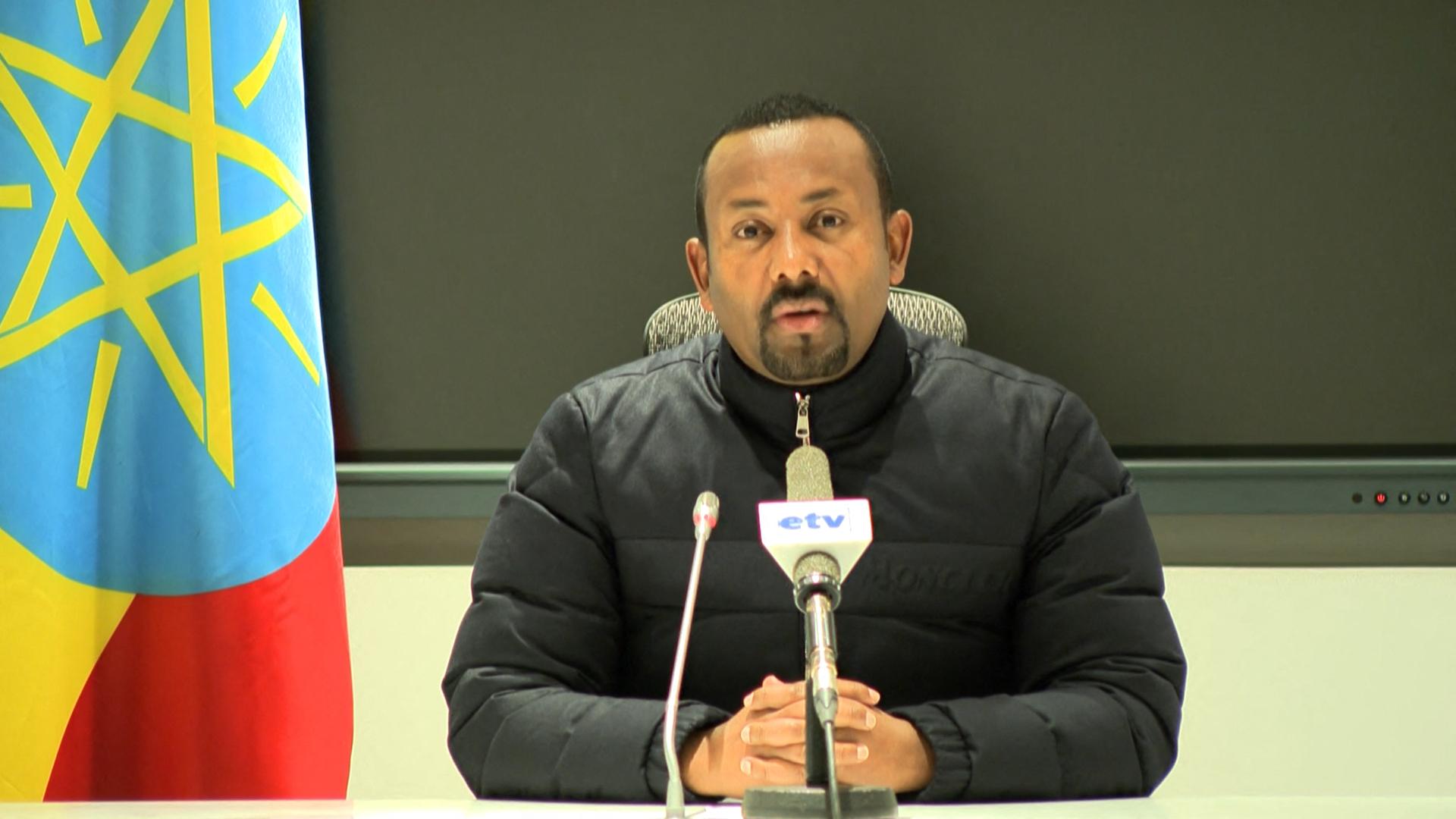 الحكومة الإثيوبية تعلن قبولها وقف إطلاق النار في إقليم تيغراي