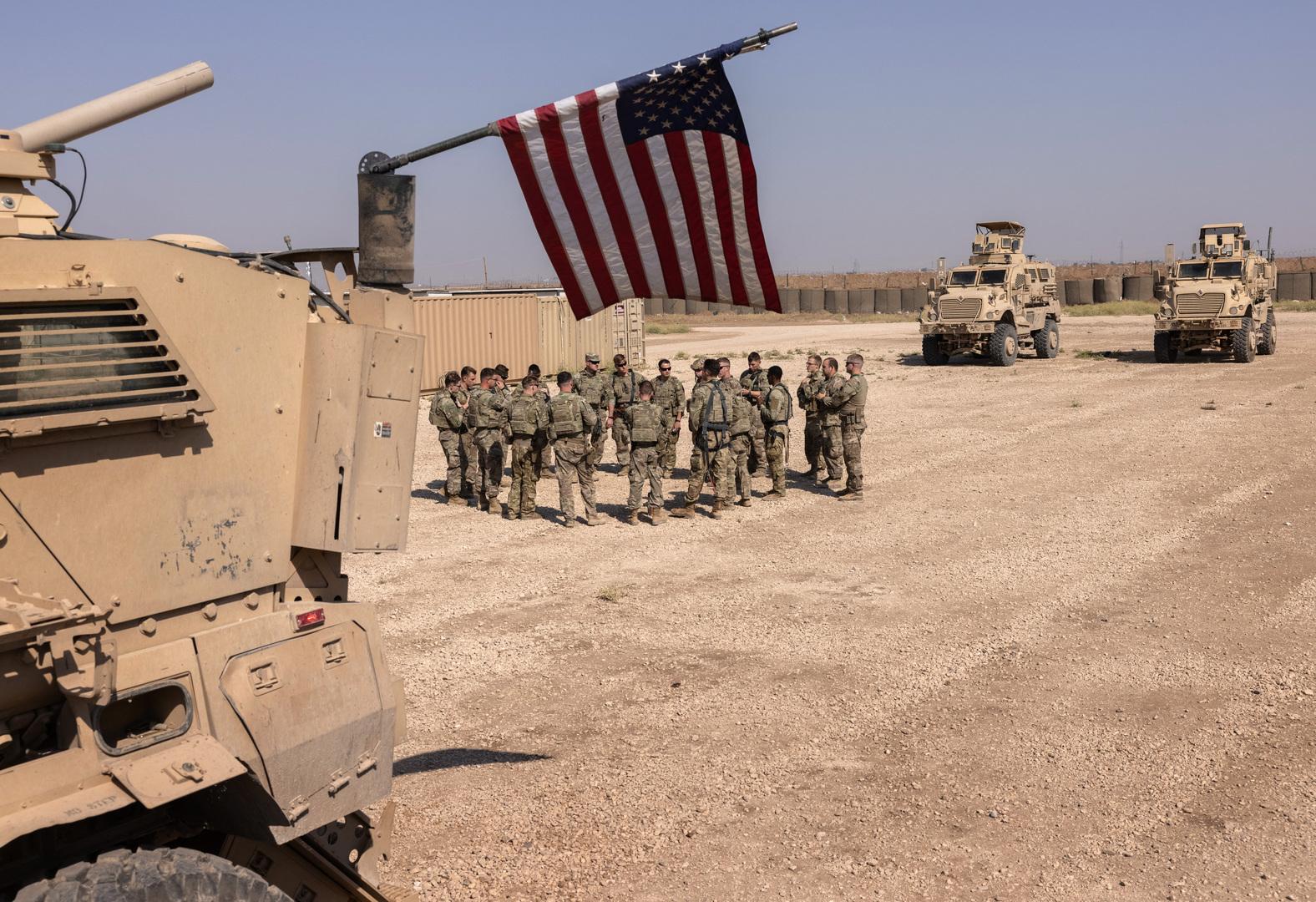 متحدث عسكري أمريكي: قواتنا في سوريا تعرضت لهجوم بعدة صواريخ دون وقوع إصابات أو أضرار