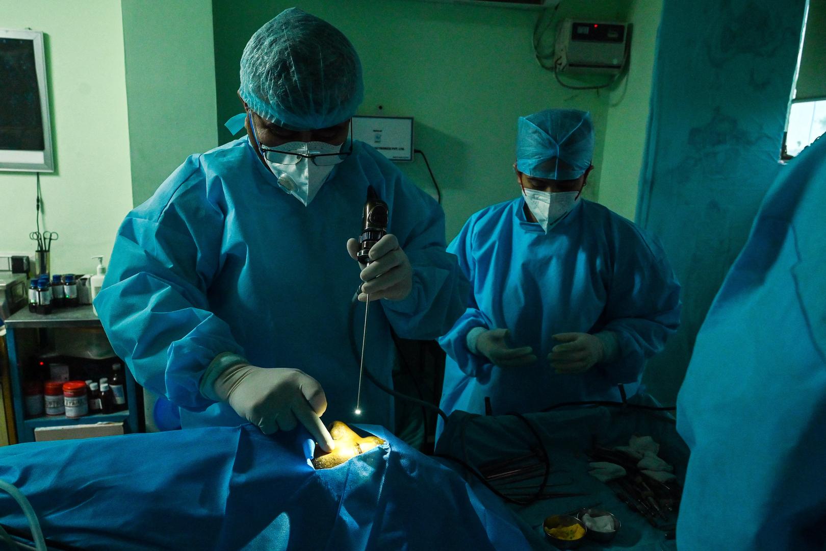 الهند تسجل أكثر من 40 ألف إصابة بالفطر الأسود بينها 3129 وفاة