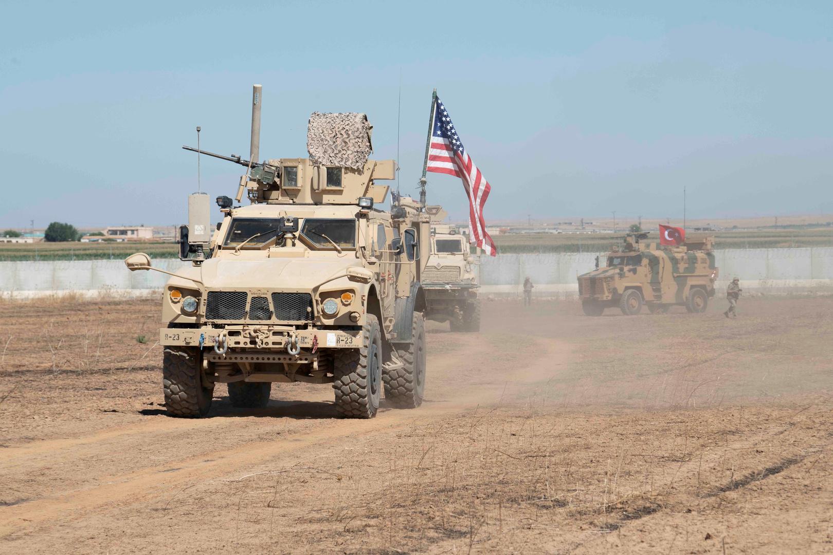 البنتاغون: قواتنا ردت على الهجوم الصاروخي الذي استهدفها في سوريا