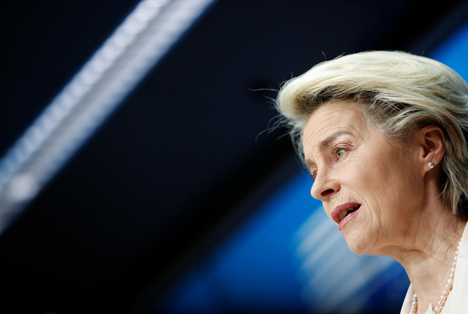 فون دير لاين: دول الاتحاد الأوروبي سوف تنتعش اقتصاديا بعد 18 شهرا
