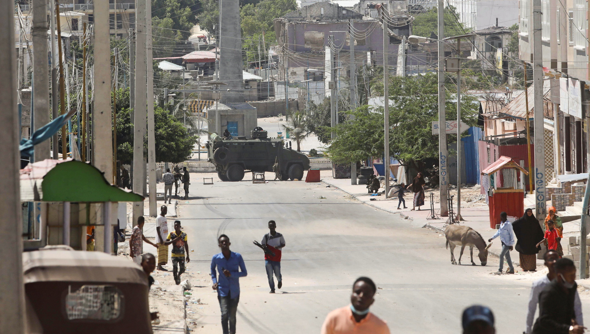 الصومال يقرر إجراء الانتخابات الرئاسية في 10 أكتوبر