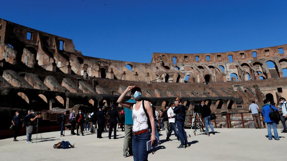 إيطاليا تسجل 679 إصابة و42 وفاة جديدة بكورونا