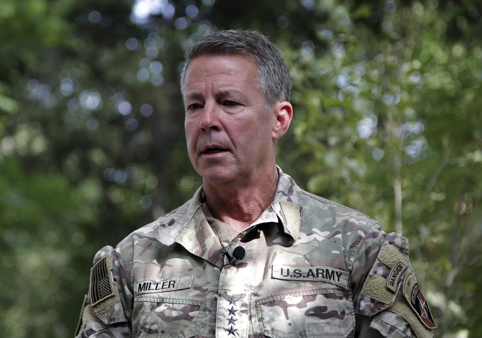 جنرال أمريكي: الأمن في أفغانستان يتدهور