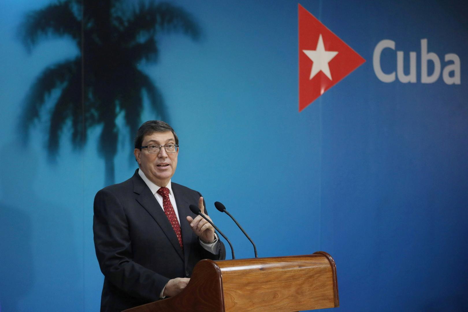 كوبا تندد بالضربات الأمريكية على أراضي سوريا والعراق