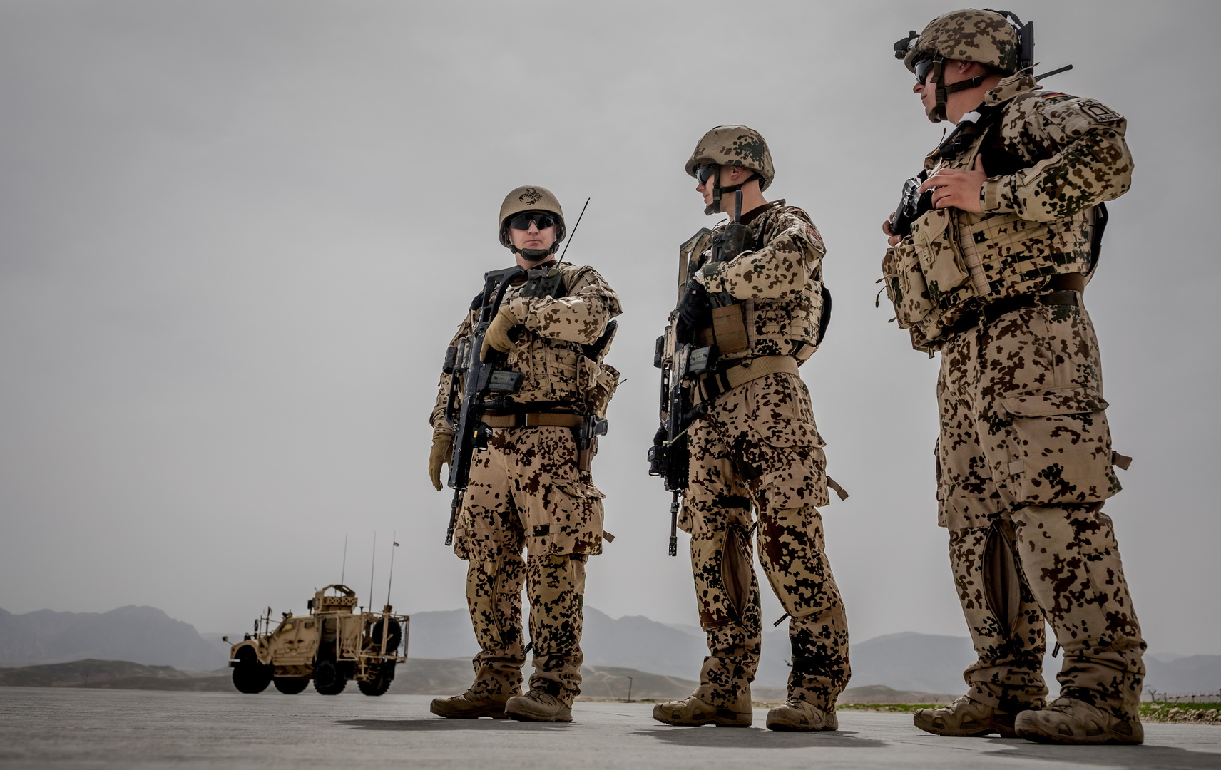 الجيش الألماني يسحب آخر جنوده من أفغانستان