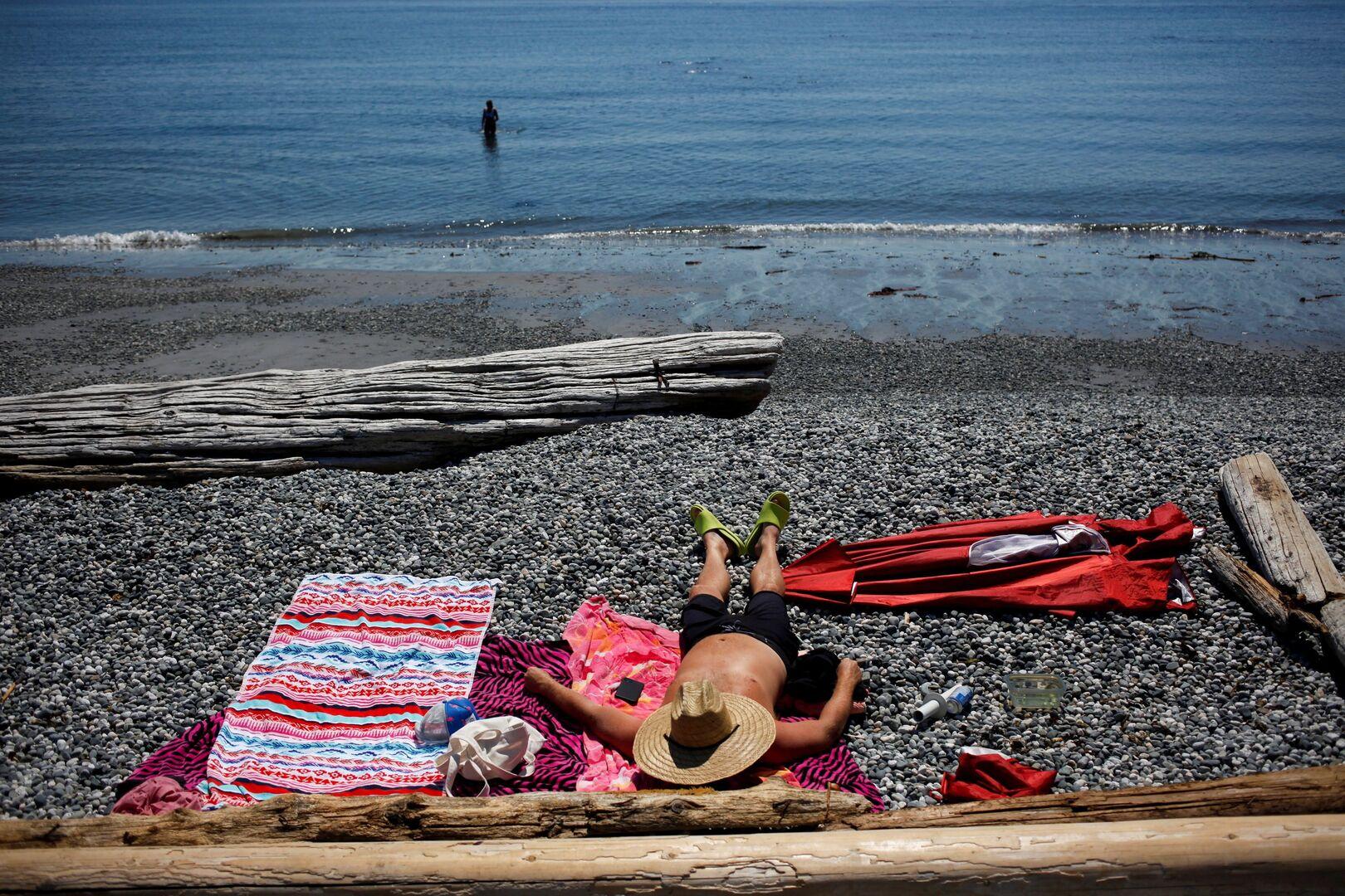 كندا.. درجة الحرارة القياسية المرتفعة تتسبب بوفاة نحو 30 شخصا
