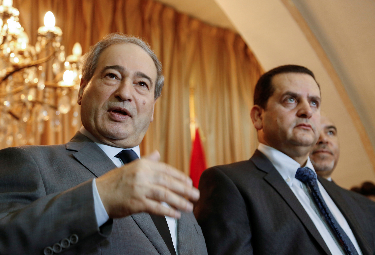 دمشق: حق سوريا ثابت باسترجاع الجولان المحتل