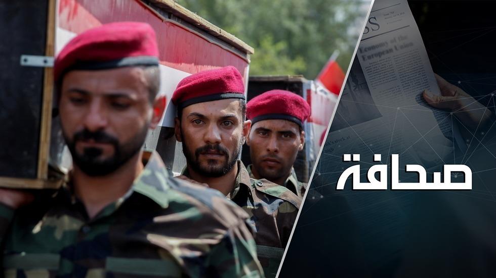 البنتاغون يريد قص أجنحة المقاتلين الشيعة
