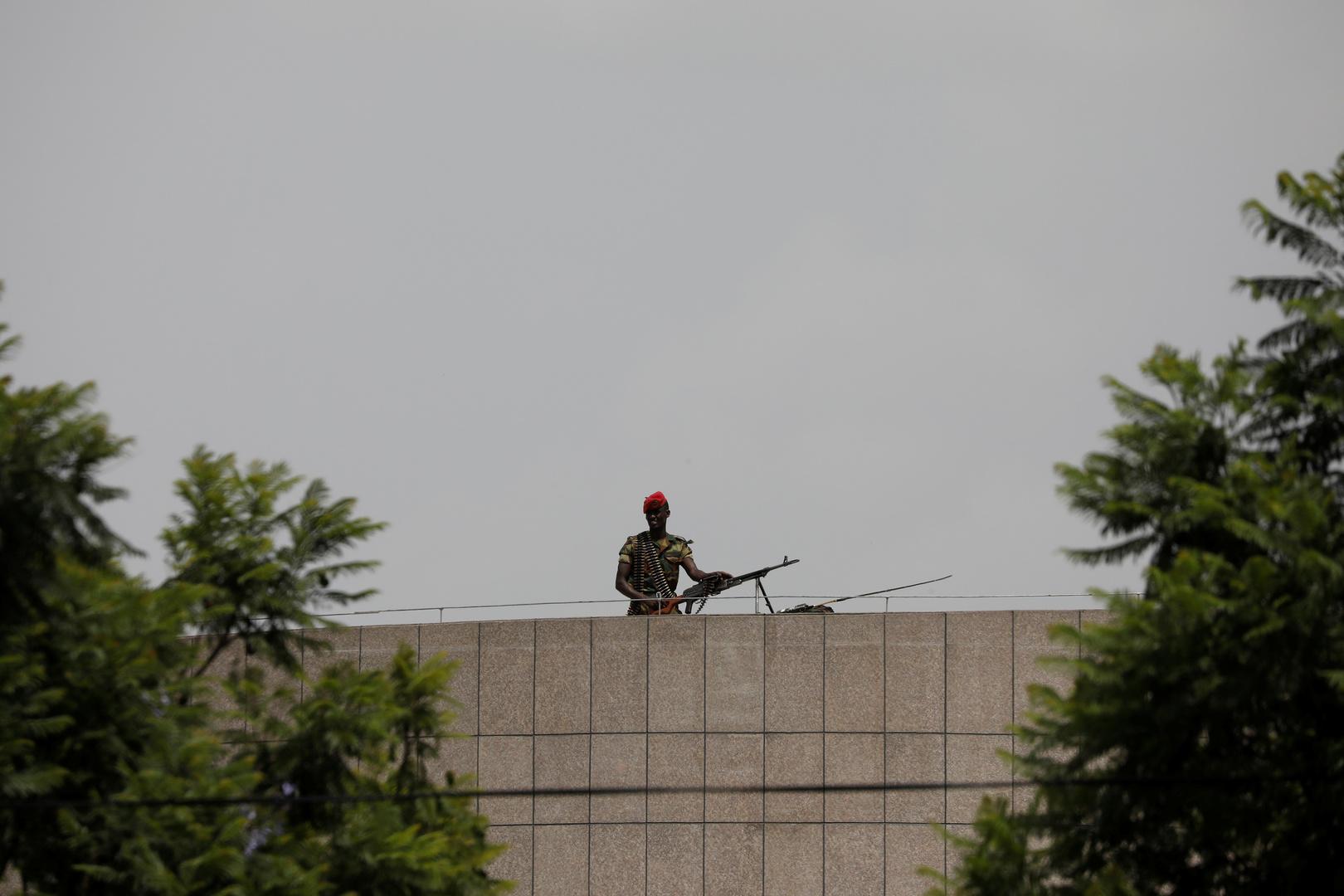 الجيش الإثيوبي يحذر قوات إقليم تيغراي من