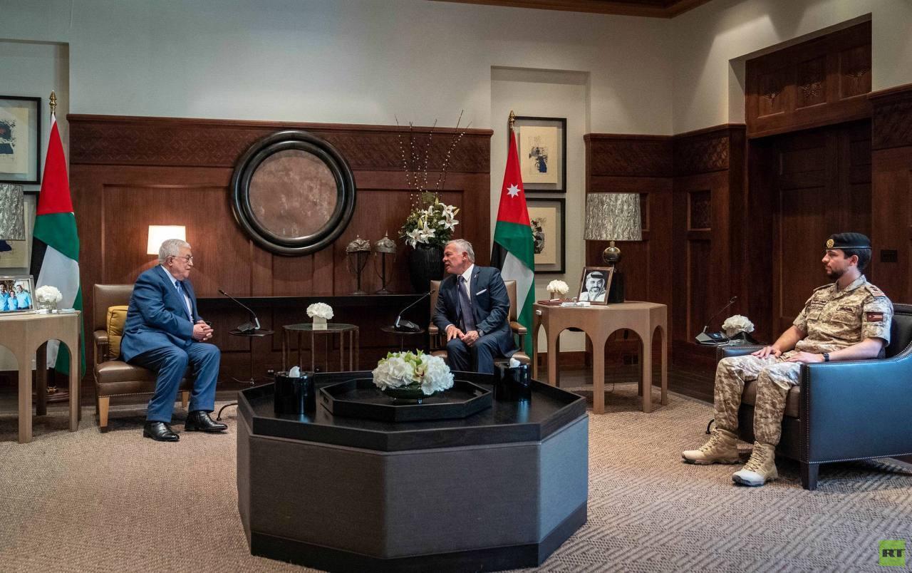 العاهل الأردني: على إسرائيل وقف جميع الاعتداءات والإجراءات غير القانونية في الأراضي الفلسطينية