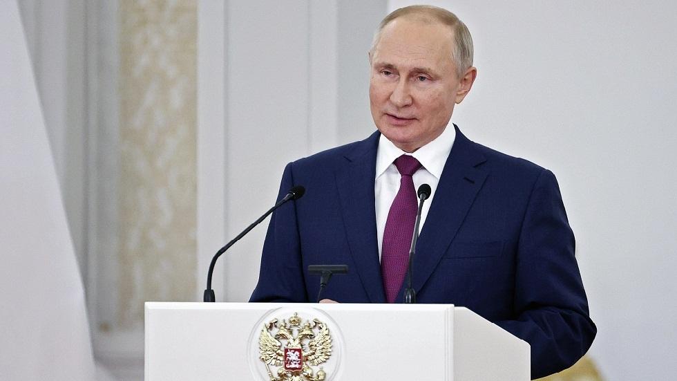 بوتين يستقبل الرياضيين الروس المشاركين في أولمبياد طوكيو ويشيد بإقامتها رغم وباء