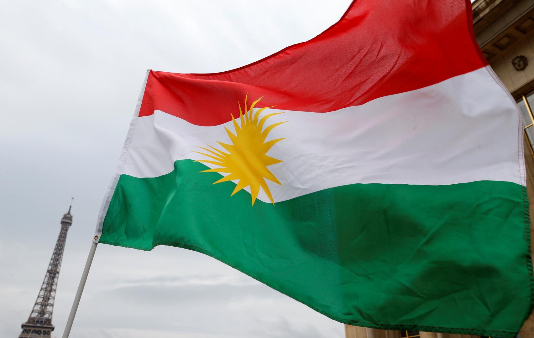 حكومة إقليم كردستان تنفي استهداف مقر إسرائيلي في أربيل