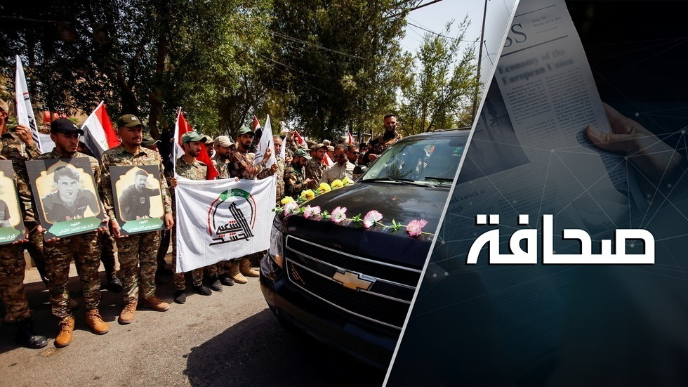 الأمريكيون يحاربون الإيرانيين بقصف العراق وسوريا