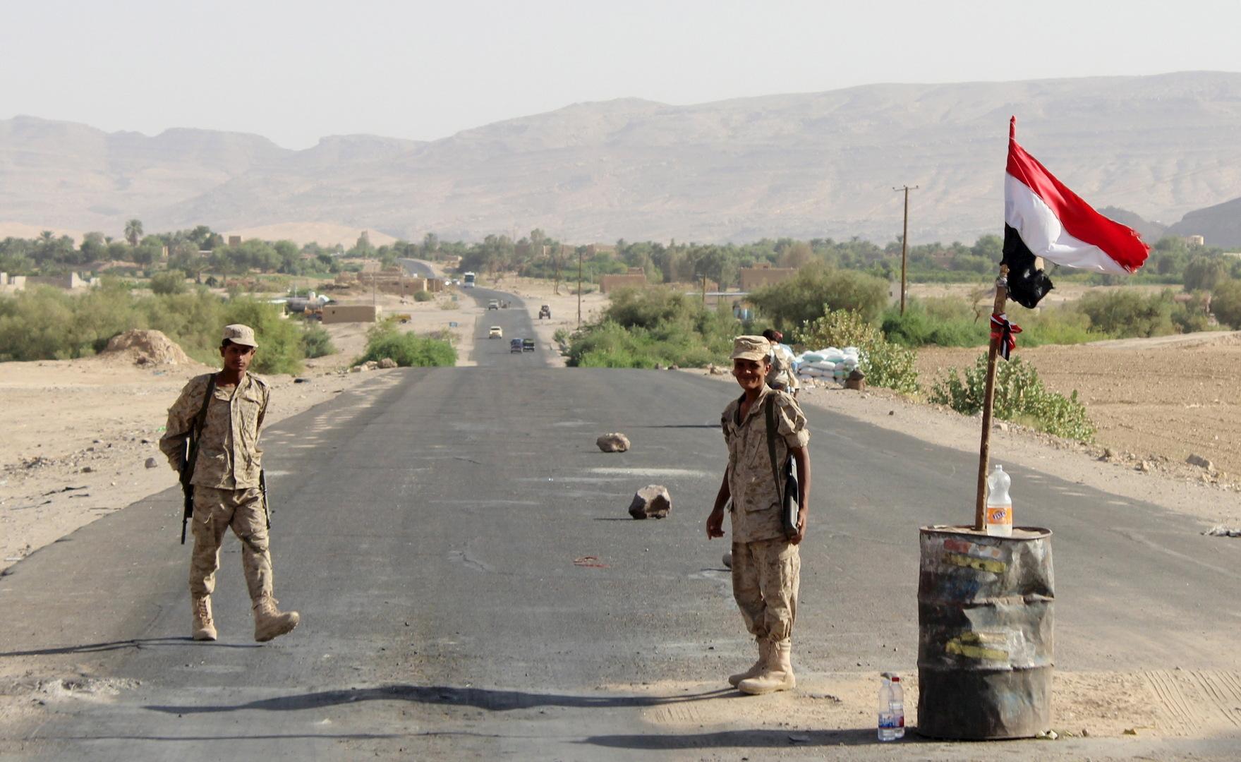 الحكومة اليمنية تحذر من تنامي تهديد أنشطة تنظيم