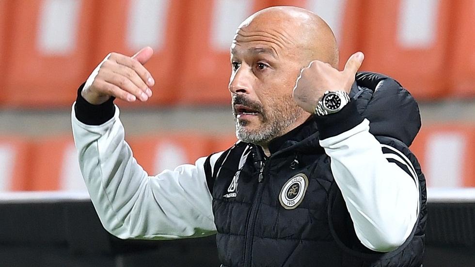 رسميا.. فينشنزو إيطاليانو مدربا جديدا لفيورنتينا