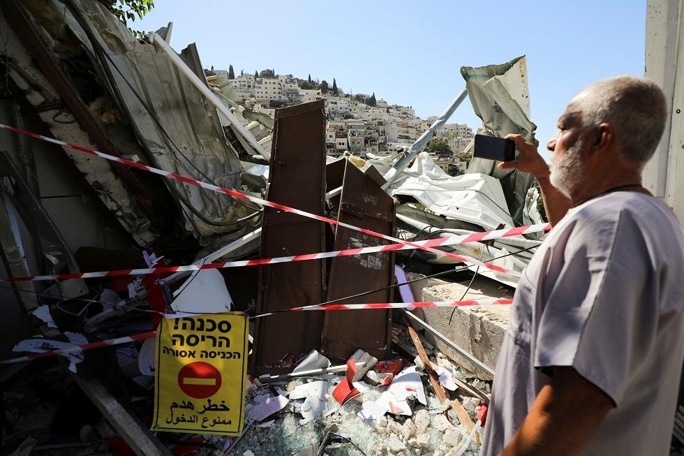 واشنطن تدعو إسرائيل إلى الامتناع عن هدم المنازل في القدس الشرقية