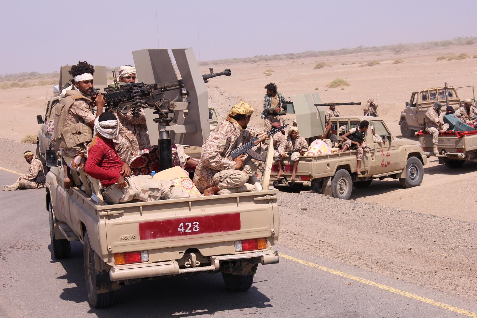 الجيش اليمني يعلن إسقاط طائرتين مفخختين للحوثيين غرب مأرب