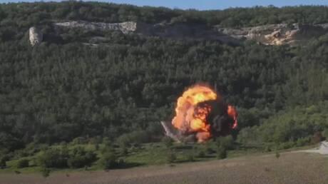 العثور على أكثر من 200 قنبلة تعود للحرب العالمية الثانية في سيفاستوبل وتفجيرها