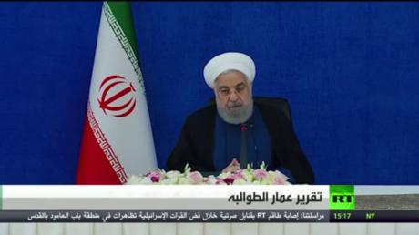 روحاني: تنسيق مكثف مع روسيا والصين في فيينا